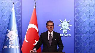 ο εκπρόσωπος του κυβερνώντος κόμματος ΑΚΡ Ομέρ Τσελίκ