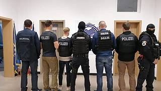 Police in Germany and Romania were involved in the operation.