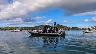 Comores : au moins 52 migrants africains interceptés en mer