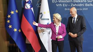 EU leaders pledged €9 billion to the Western Balkans as part of an economic and investment plan.
