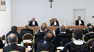 Archives : le tribunal pénal du Vatican, le 27/07/2021