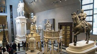 A Szépművészeti Múzeum legendás gipszgyűjteménye a felújított komáromi erődben