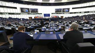 Ülésezik az európai parlament