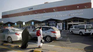 السعودية نيوز        أربعة جرحى إثر اعتراض هجوم بطائرة مسيّرة على مطار أبها جنوب السعودية