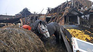Legutóbb tavaly decemberben volt földrengés a horvátoknál