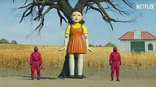 Netflix'te rekor kıran Squid Game, Japon dizisi 'Alice in Borderland'in senaryosundan intihal mi?