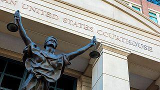 محكمة  فيدرالية في الإسكندرية، ولاية فرجينيا الولايات المتحدة.