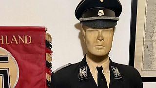 In Rio de Janeiro gefundene Nazi-Objekte