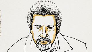 Retrato del novelista tanzano Abdulrazak Gurnah