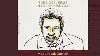 Imagem digulgada pela organização do Prémio Nobel