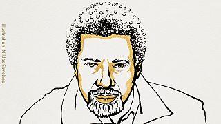 Tanzanian author Abdulrazak Gurnah