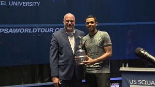 Philly Special! Egypt sweep squash US Open titles in Philadelphia