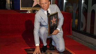 Bond-Star Daniel Craig mit Hollywood-Stern geehrt