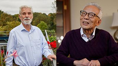 Syukuro Manabe and Klaus Hasselmann share the Nobel Prize for physics