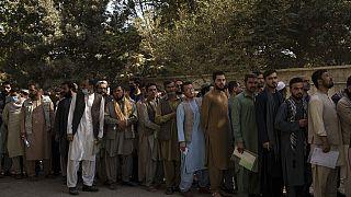 La ONU prevé una inminente crisis humanitaria en Afganistán