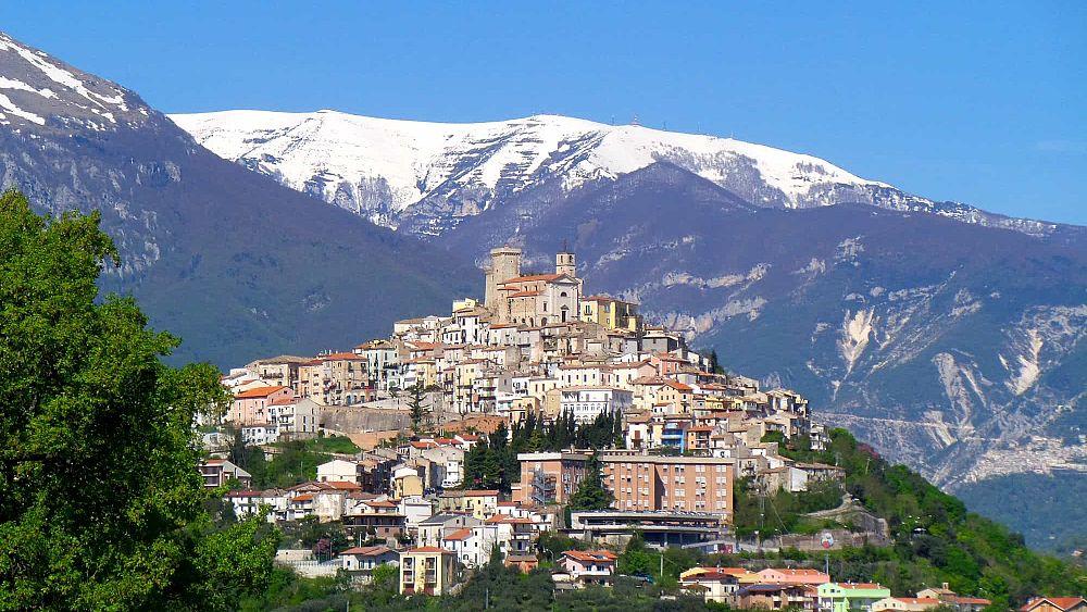 Este palacio italiano restaurado será compartido por más de 100 propietarios