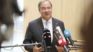 Am Dienstag schlug er Hendrik Wüst als Nachfolger in NRW vor - folgt jetzt der Rückzug als Bundesvorsitzender?