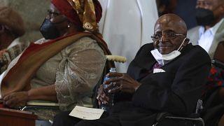 Desmond Tutu é o primeiro arcebispo anglicano negro