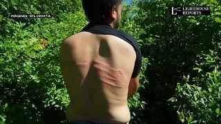 EB: aggasztó a menekülőkkel való erőszakos és jogellenes bánásmód az EU határain