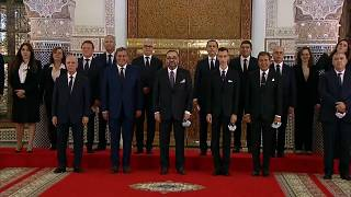 الحكومة المغربية الجديدة