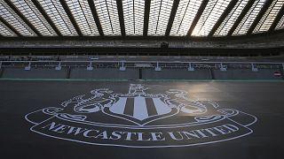 Archives : le St James' Park, le stade de Newcastle United, le 24 juin 2020