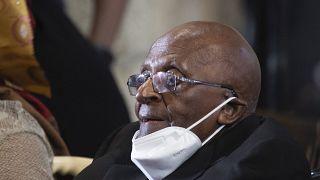 Global leaders celebrate Desmond Tutu on his 90th birthday