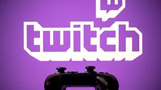 Archives : le logo de twitch, filiale d'Amazon