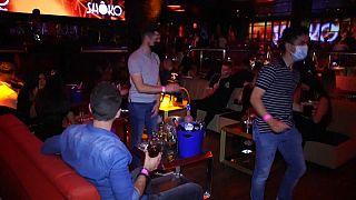 Una de las discotecas de Barcelona que ha podido reabrir