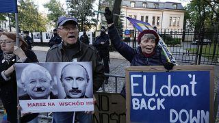 Gerichts-Urteil in Polen: EU denkt über nächste Schritte nach