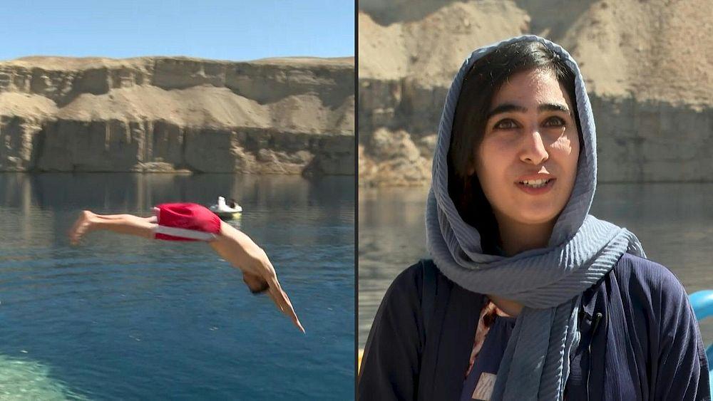 El Gran Cañón de Afganistán reabre a los turistas después de que los talibanes reclamen el poder