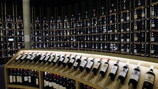 Музей вина в Бордо, 2017 год
