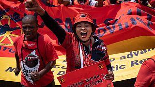 Afrique du Sud : la COSATU exige une augmentation salariale