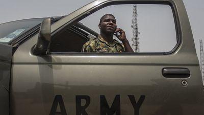 Nigeria troops detain Nollywood actor over separatist incitement