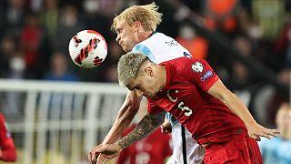 Türkiye Norveç maçı