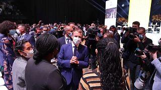 """Sommet Afrique-France : """"Pas besoin d'aide, mais de coopération"""""""