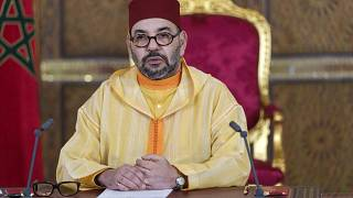 Morocco king urges MPs to confront 'threats'