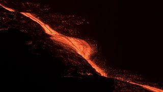 Canaries : le volcan Cumbre Vieja paralyse l'île de La Palma