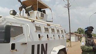 Centrafrique : quelque 410 Casques bleus gabonais rapatriés