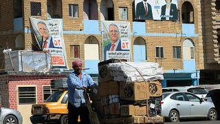 الحملة الانتخابية لتشريعات العراق.