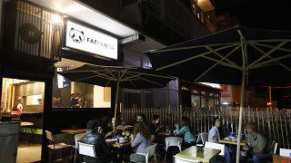 مطعم فات باندا في العاصمة الفنز،يلية كراكاس
