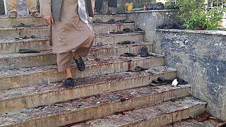 Kunduz llora a sus muertos mientras los chiíes piden más protección frente al grupo Estado Islámico