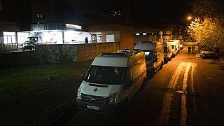 Russia, ambulance (file photo)