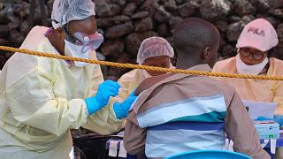 Un cas d'Ebola enregistré en République démocratique du Congo