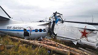 Tatarstan: 15 tote Fallschirmspringer nach Absturz