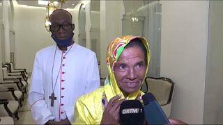 La religiosa liberada en Malí