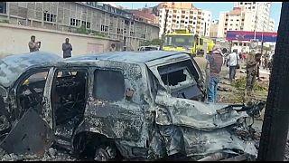 Carro armadilhado provoca cinco mortes no Iémen