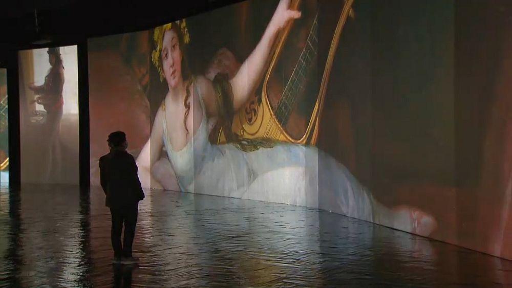 Cómo el arte y la tecnología se combinan para una experiencia más profunda de Goya