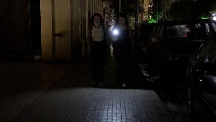 Beirut in the dark as power plants run out of fuel