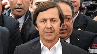 سعيد بوتفليقة، شقيق الرئيس السابق عبد العزيز بوتفليقة.