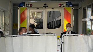 Le président Milos Zeman a été hospitalisé dimanche.